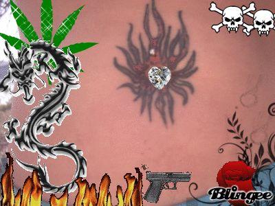 mon bidon, mon tatoo