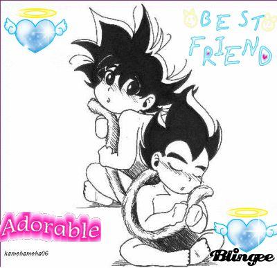 Vegeta&Goku