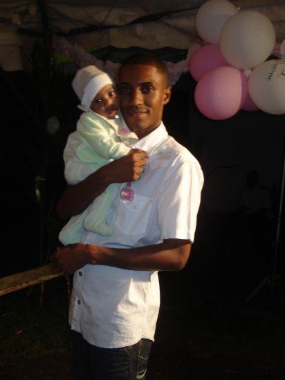 papa et sa fille !!