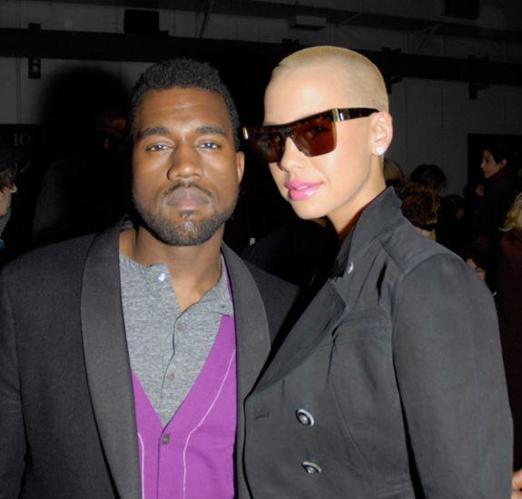 Amber & Kanye