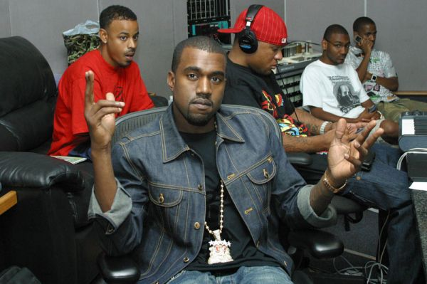 Kanye En Studio