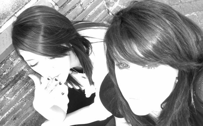 Me soeur et moi