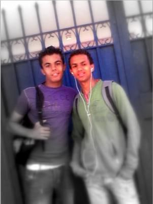 ChaouiB and Me