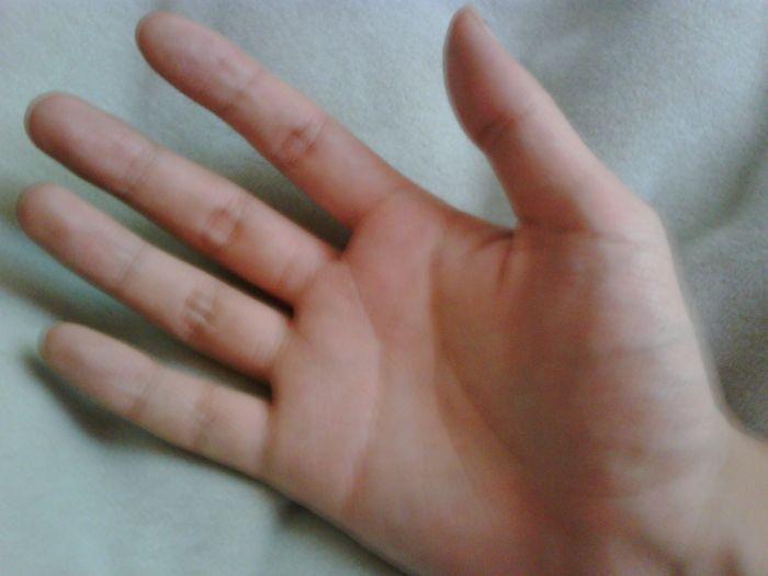 My hand // ma Main