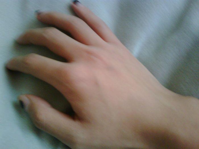 Ma Main / My Hand de l'autre côté xD