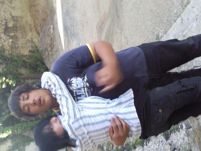 Hichem et Yuna ♥
