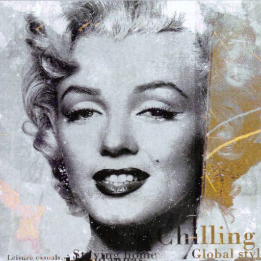 Marilyn toujours belle