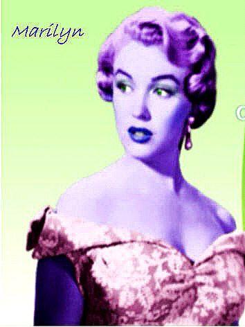 Marilyn magnifique