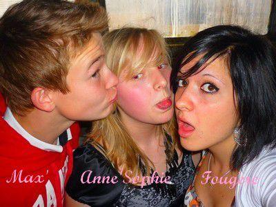 Max', Anne'Sophie, Fougére
