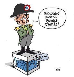 Votre Préident mes chers Français ^^