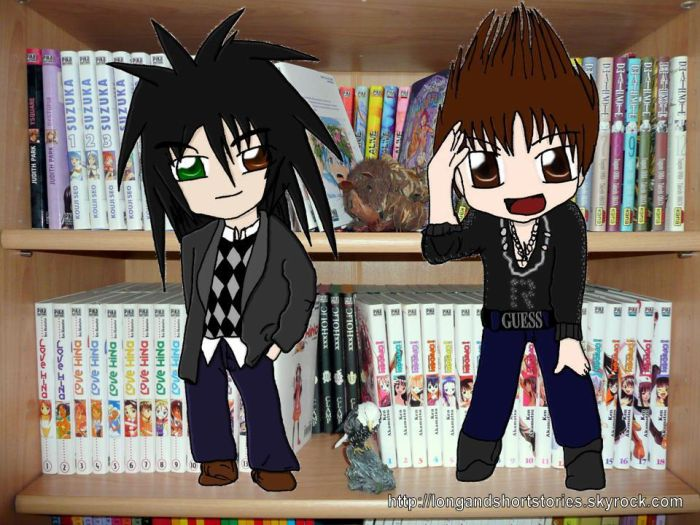Long and Short Stories chibi
