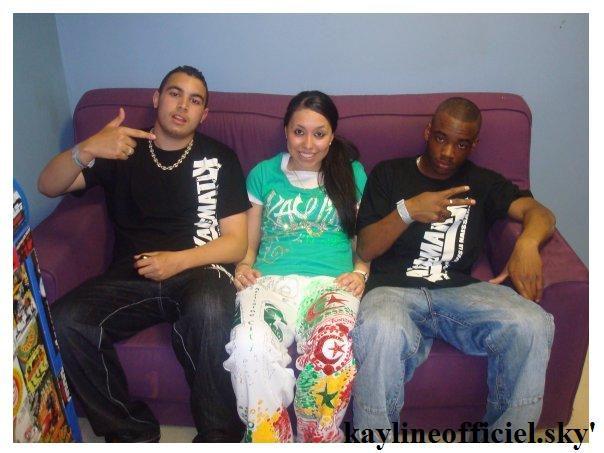 KAYLINE 2009 A LYON