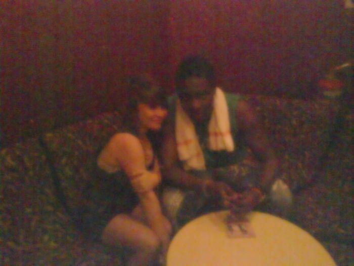 Dorine et Jessy Matador