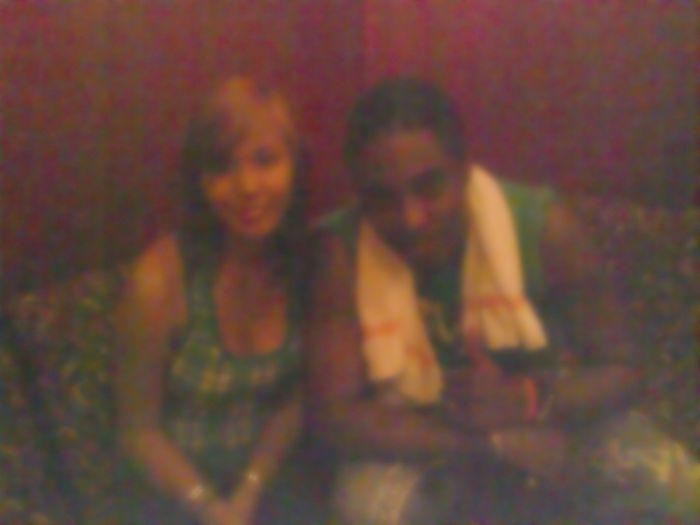 Line et Jessy Matador
