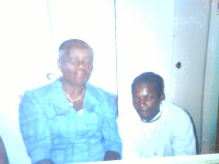 ma grand mère maternelle