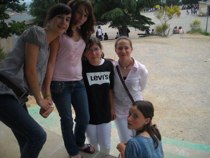 LES filles X3