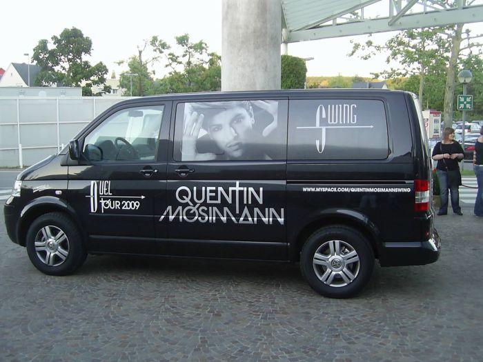 Mozi's car