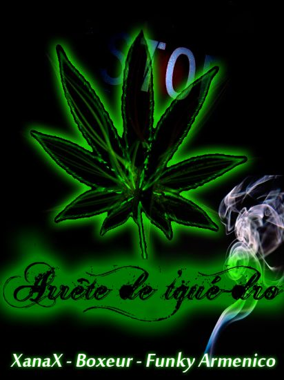 Arrete De T'gué-Dro