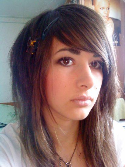maquillage du blog x-make-up-emo-rock-x