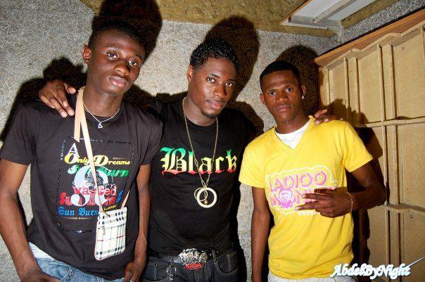 G-black & Jessy.M