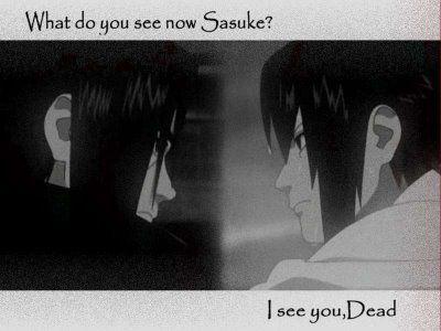 sasuké et itachi