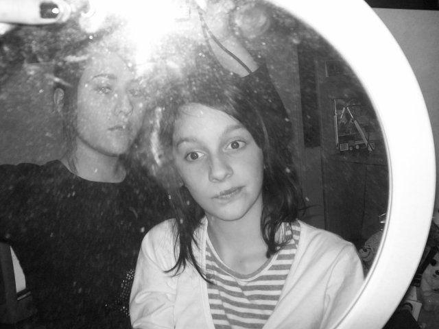 La cousine et moi  <3