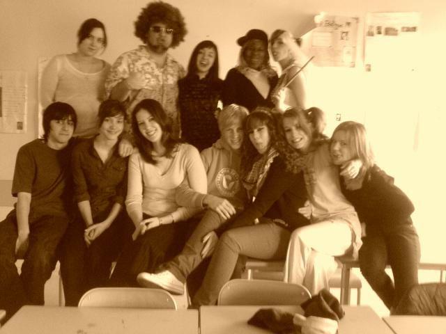Vous me manquez tellement,Manon Louise Moi et Kevin