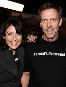 Hugh et Lisa