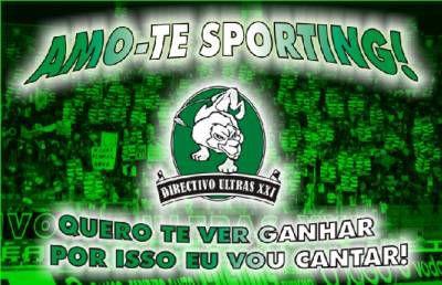 Força Sporting !!