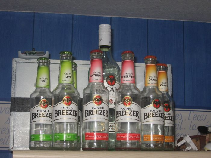 bacardi ( ma tite colection ) XD