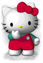 j adore hello kitty