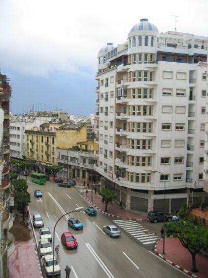 tanger cé la plus belle ville du maroc