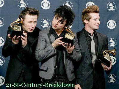 Green Day & Leur Prix