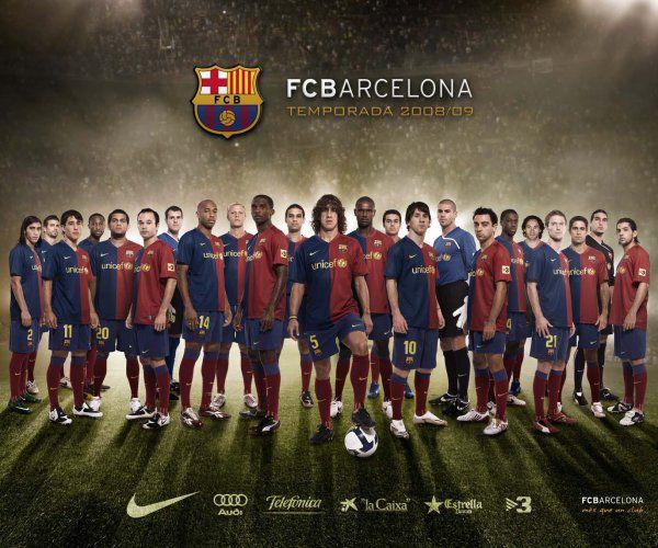DREAMS TEAM -fc barcelone-