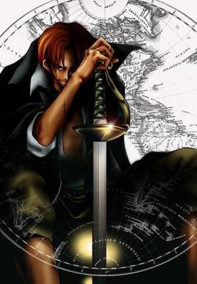 Shanks mon idole et cel de Luffy ^^