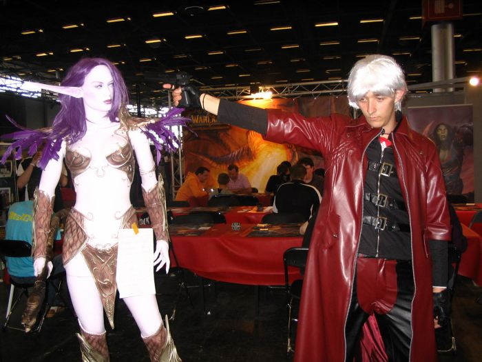 Devil Never Cry