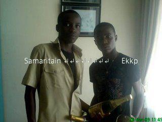 samaritaine and ekkp