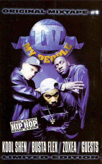 IV my people Original vol.1 - Mixtape