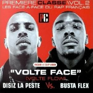 Volte Face (Volte Flow) Feat. Disiz - Single