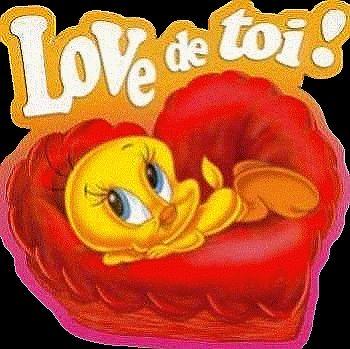 LOVE DE TOI..........................