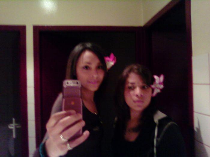 Ma soeur && moi