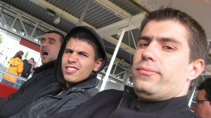 Mon zinc moi et mon frère