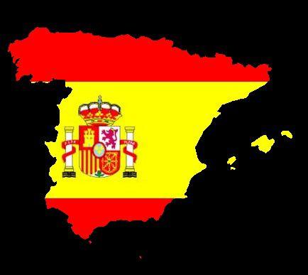 Heureusement , Espagne coule dans mes veines
