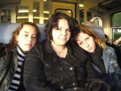Sophie, Moi & Elo.