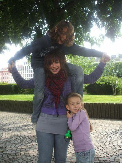 Val, Fritz et LyLys.