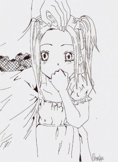 """Par moi du manga """"le parfum"""""""