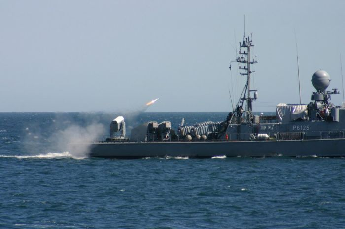 Schnellboote Geschwaders Meutes vedettes lancemissiles
