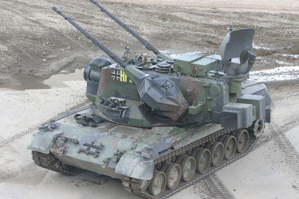 Flugabwehrkanonenpanzer