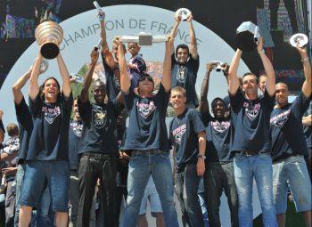 Bordeaux Champions !