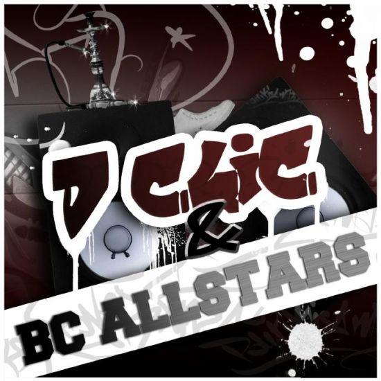 BC ALLSTARS & D-CLIC (pochette de L'ALBUM CONCEPT)
